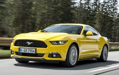 Test: Ford Mustang