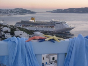 Suggested Itinerary for Tourism in Greece