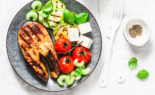 New year, new lifestyle: The Mediterranean diet could help 'healthy life,' study suggests